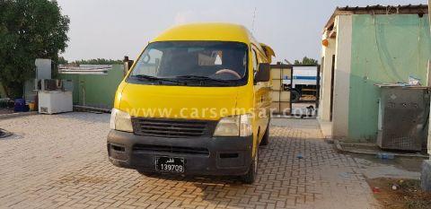 2006 Nissan Urvan Van