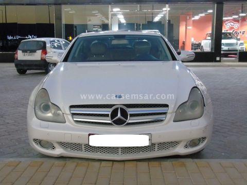 2009 Mercedes-Benz CLS-Class CLS 350