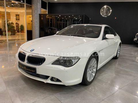 2007 BMW 6-Series 630i