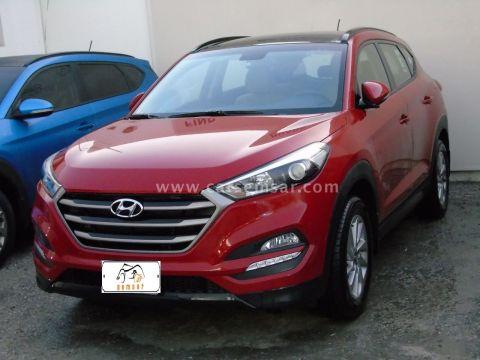 2018 Hyundai Tucson 2.0