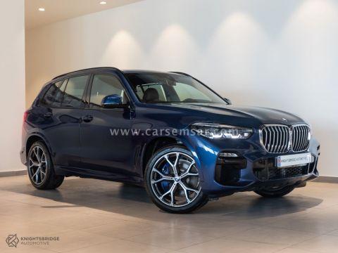 2020 BMW X5 M P