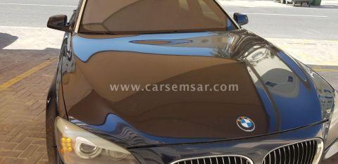 2009 BMW 7-Series 740 Li V6