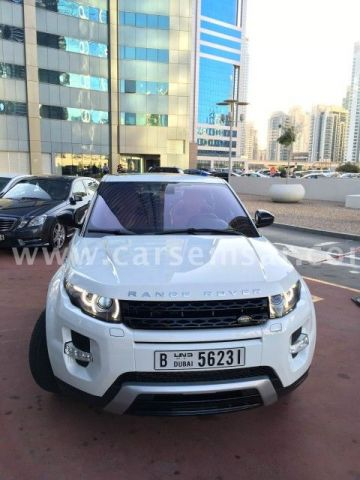 2015 Land Rover Range Rover Evoque Dynamic