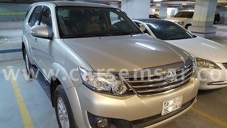 2014 Toyota Fortuner 2.7