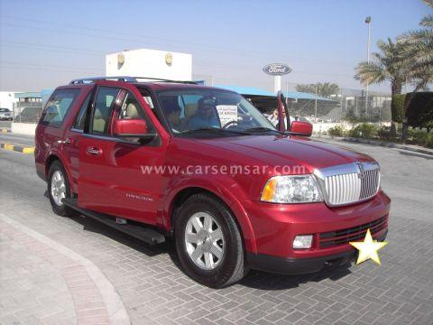 2005 Lincoln Navigator Ultimate
