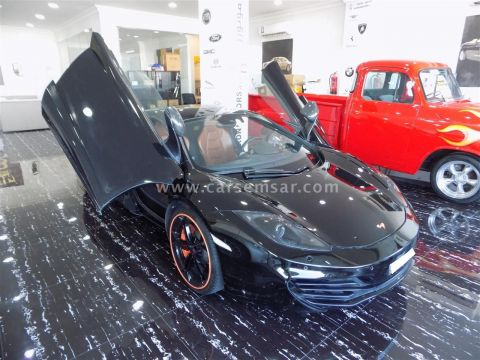 2012 McLaren 720 S