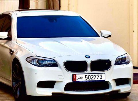 2013 BMW M5 V10