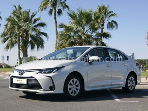 2020 Toyota Corolla 2.0 XLI