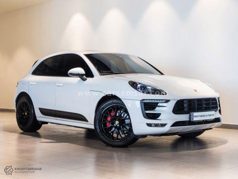 2018 Porsche Macan GTS 2.0