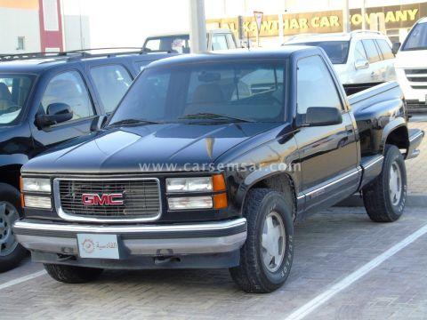 1996 جي ام سي سييرا 1500 غمارة واحدة
