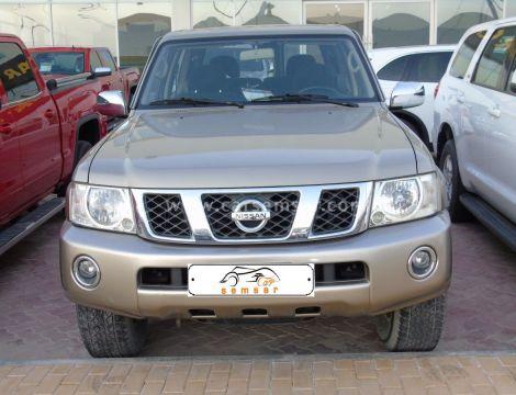 2006 Nissan Patrol  Safari