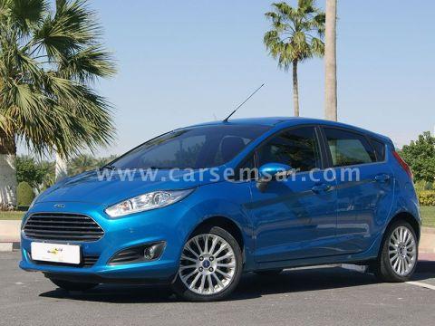 2016 Ford Fiesta 1.3