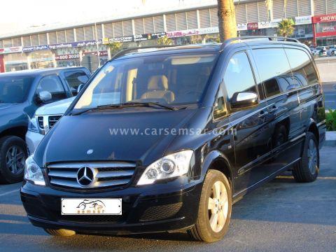 2014 Mercedes-Benz Viano 3.5 Trend