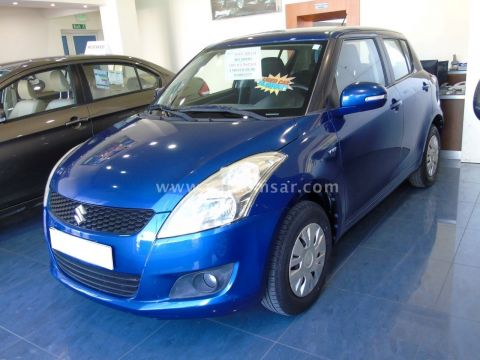 2015 Suzuki Swift Hatcback 1.2