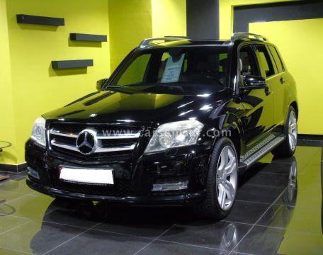 2011 Mercedes-Benz GLK-Class GLK 350