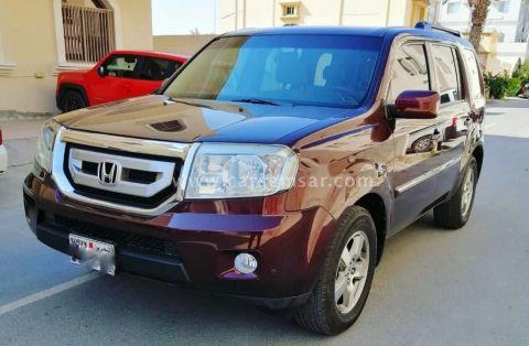 2009 Honda Pilot EX 4WD Automatic