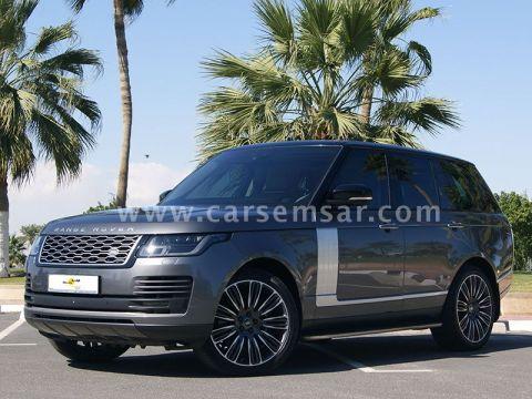 2018 Land Rover Range Rover Vogue Supercharged SE