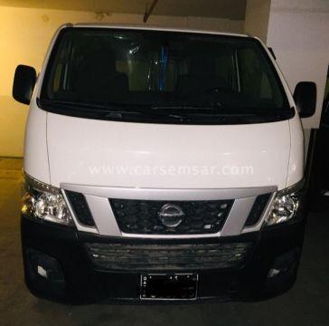 2017 Nissan Urvan NV 350