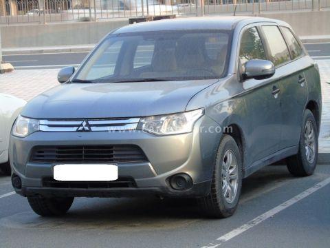 2015 Mitsubishi Outlander 3.0