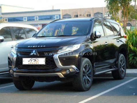 2019 Mitsubishi Montero Sport Limited