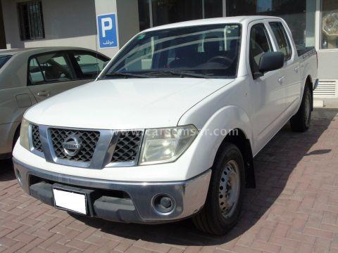 2013 Nissan Navara SE