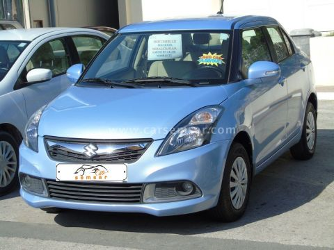 2016 Suzuki Swift Dzire 1.2
