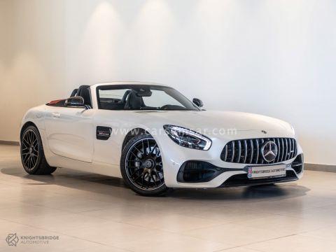 2018 Mercedes-Benz GTC -Class