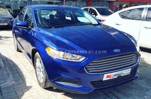 2016 Ford Fusion 2.2 SE