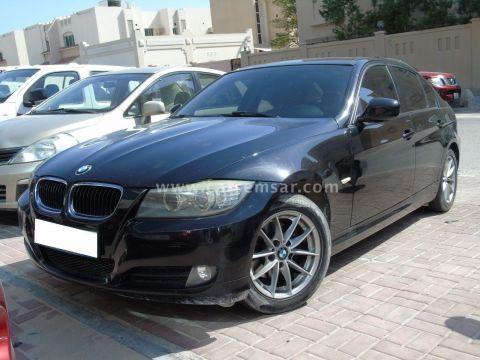 2012 BMW 3-Series 320i