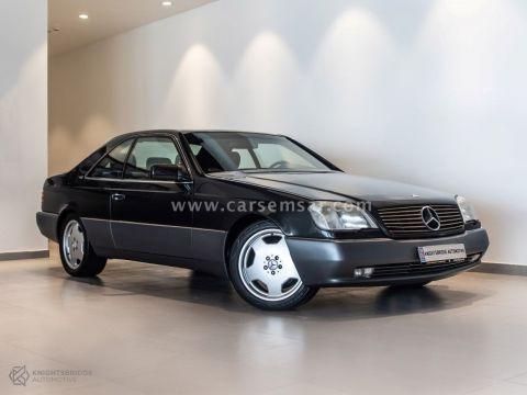 1993 Mercedes-Benz S-Class S 600