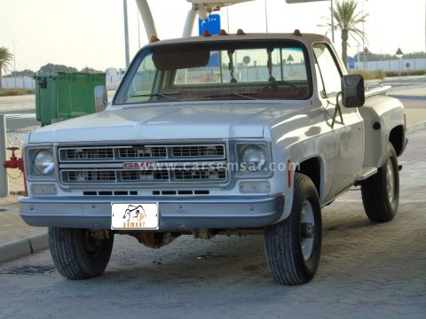 1975 GMC Sierra Classic 350