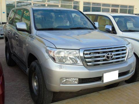 2009 Toyota Land Cruiser GXR