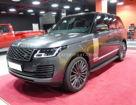2019 Land Rover Range Rover Vogue Supercharged SE