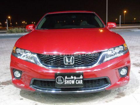 2014 Honda Accord Coupe V6