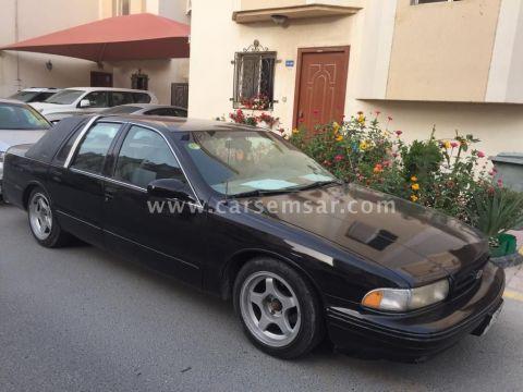 1996 Chevrolet Caprice SS