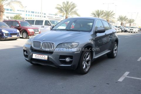 2008 BMW X6 Coupe