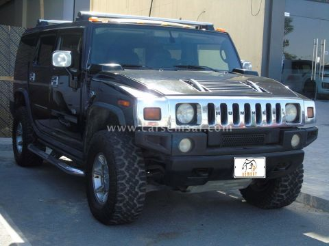 2005 Hummer H2 SUV Sport Utility