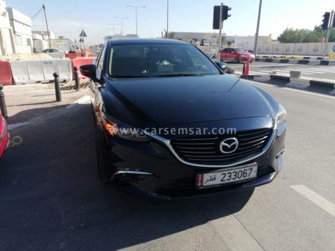 2018 Mazda 6 2.5
