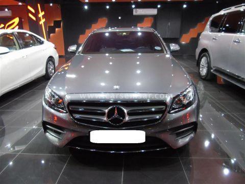 2017 Mercedes-Benz E-Class E 200