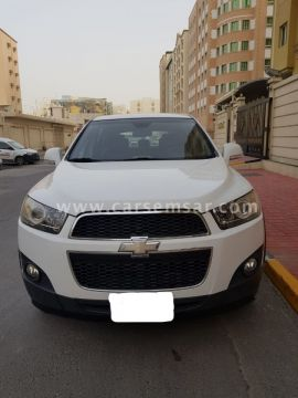 2012 Chevrolet Captiva 2.4 LT