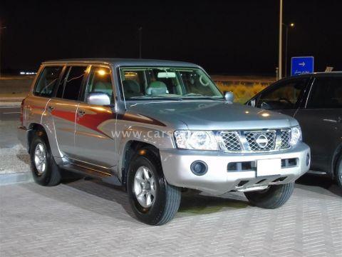 2008 Nissan Patrol  Safari