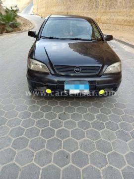 2000 Opel Astra GTC 1.8