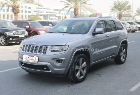 2014 Jeep Grand Cherokee 3.6 Limited 4x4