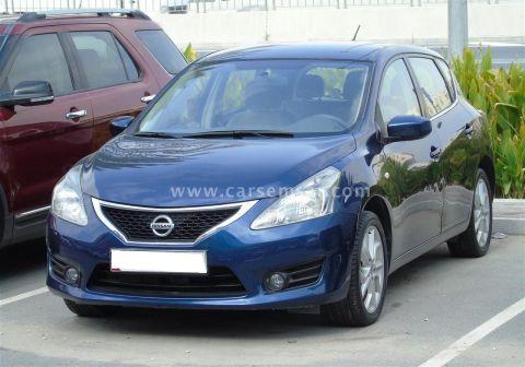 2014 Nissan Tiida 1.8 SV