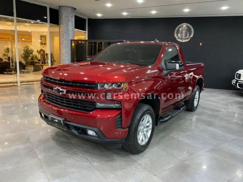 2020 Chevrolet Silverado RST