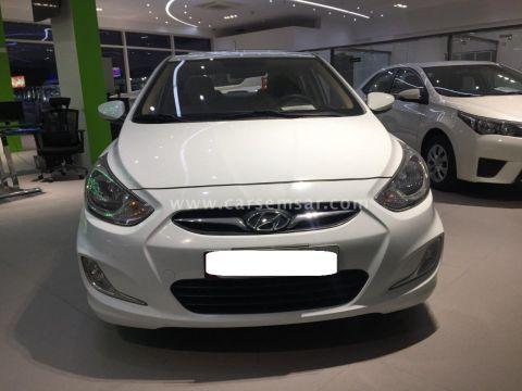 2015 Hyundai Accent 1.6
