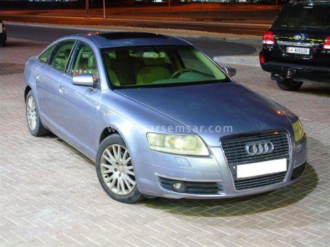2006 Audi A6 2.4 Saloon