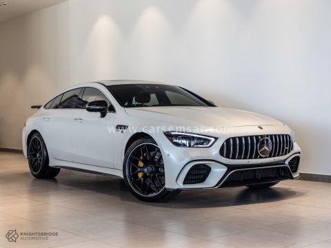2019 Mercedes-Benz GT 63 S AMG