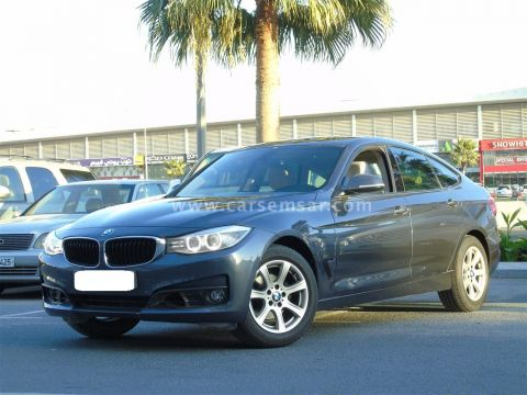 2015 BMW 3-Series 320i GT