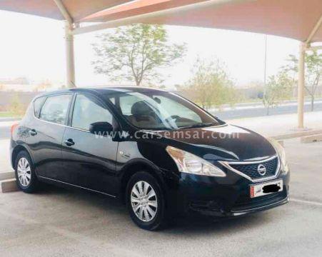 2014 Nissan Tiida Hatchback